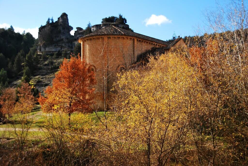 Viajar por Soria en otoño